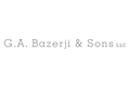 G.A. Bazerji  and  Sons LLC